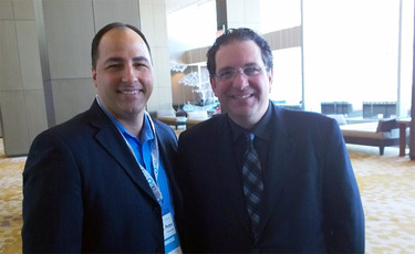 J. Peter Bruzzese and Kevin Mitnick