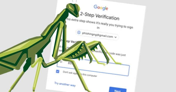 Automated phishing attack tool bypasses 2FA protection