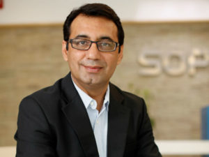 Harish Chib, vice president Middle East  Africa, Sophos