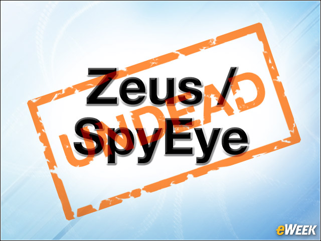 how to know if you have zeus virus