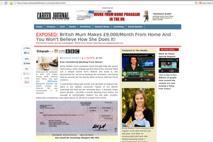 Is millionaire blueprint system a scam online wealth uk malvernweather